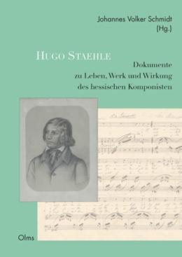 Abbildung von Schmidt | Hugo Staehle | 2019 | 2019 | Dokumente zu Leben, Werk und W... | 104