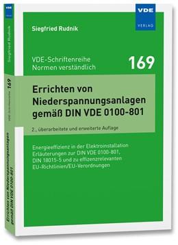 Abbildung von Rudnik | Errichten von Niederspannungsanlagen gemäß DIN VDE 0100-801 | 2. Auflage | 2019 | 169 | beck-shop.de