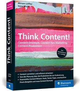 Abbildung von Löffler / Michl | Think Content! | 2. Auflage | 2019 | beck-shop.de