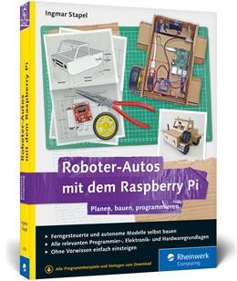 Abbildung von Stapel | Roboter-Autos mit dem Raspberry Pi | 2. Auflage | 2019 | beck-shop.de