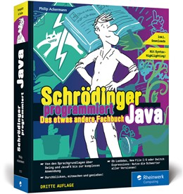 Abbildung von Ackermann | Schrödinger programmiert Java | 3. Auflage | 2019 | beck-shop.de