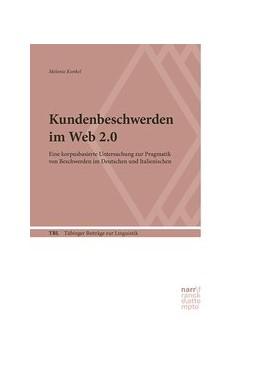 Abbildung von Kunkel | Kundenbeschwerden im Web 2.0 | 1. Auflage | 2020 | 571 | beck-shop.de