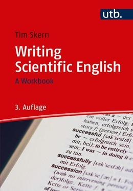 Abbildung von Skern | Writing Scientific English | 3. Auflage | 2019 | beck-shop.de