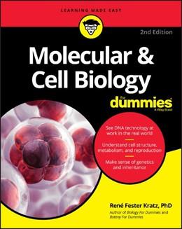 Abbildung von Kratz | Molecular and Cell Biology For Dummies | 2. Auflage | 2020 | beck-shop.de
