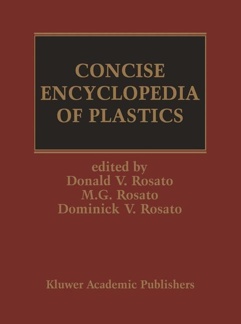Abbildung von Rosato   Concise Encyclopedia of Plastics   2000