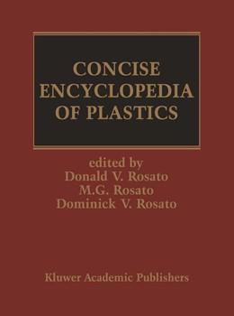 Abbildung von Rosato | Concise Encyclopedia of Plastics | 2000