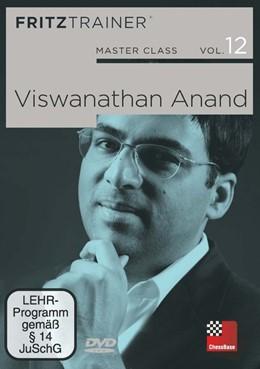 Abbildung von Master Class Vol.12: Viswanathan Anand   2019   FritzTrainer - interaktives Vi...