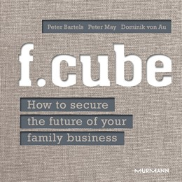 Abbildung von May / Bartels / Au | f.cube | 2019 | How to secure the future of yo...