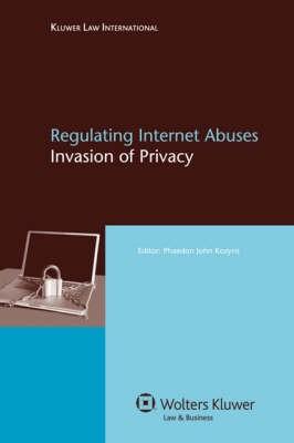 Abbildung von Kozyris | Regulating Internet Abuses | 2007