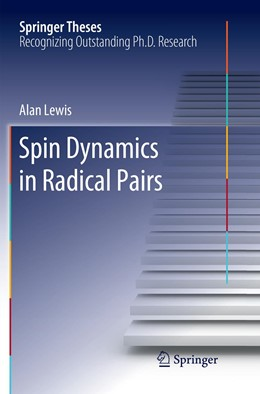 Abbildung von Lewis | Spin Dynamics in Radical Pairs | Softcover reprint of the original 1st ed. 2018 | 2019