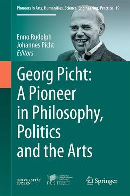 Abbildung von Rudolph / Picht | Georg Picht: A Pioneer in Philosophy, Politics and the Arts | 1. Auflage | 2021 | 19 | beck-shop.de