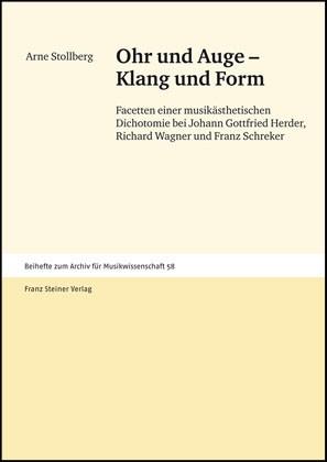 Abbildung von Stollberg | Ohr und Auge – Klang und Form | 2006