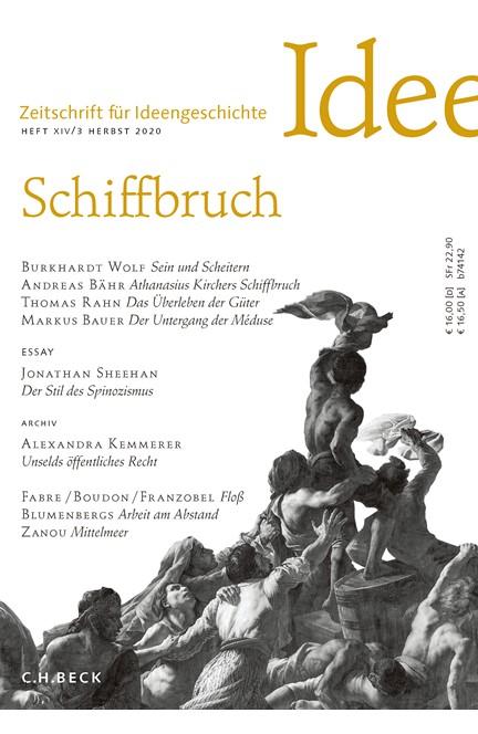 Cover: , Zeitschrift für Ideengeschichte Heft XIV/3 Herbst 2020