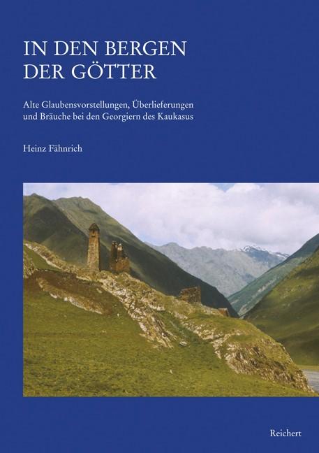 Abbildung von Fähnrich   In den Bergen der Götter   2009