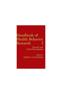 Abbildung von Gochman | Handbook of Health Behavior Research I | 1997 | Personal and Social Determinan...