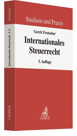 Abbildung von Frotscher   Internationales Steuerrecht   5. Auflage   2020   beck-shop.de