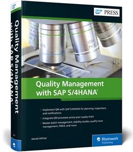 Abbildung von Akhtar | Quality Management with SAP S/4HANA | 1. Auflage | 2020 | beck-shop.de