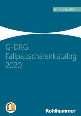 Abbildung von aG-DRG Fallpauschalenkatalog 2020 | 2020