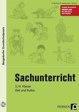 Abbildung von Dechant / Mallanao   Sachunterricht, 3./4. Klasse, Zeit und Kultur   1. Auflage   2019   beck-shop.de