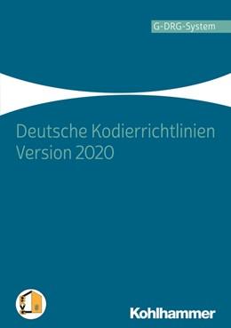 Abbildung von Deutsche Kodierrichtlinien Version 2020   1. Auflage   2019   beck-shop.de