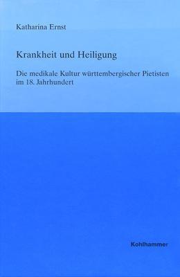 Abbildung von Ernst | Krankheit und Heiligung | 2003 | Die medikale Kultur württember... | 154