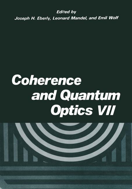 Abbildung von Eberly / Mandel / Wolf | Coherence and Quantum Optics VII | 1996