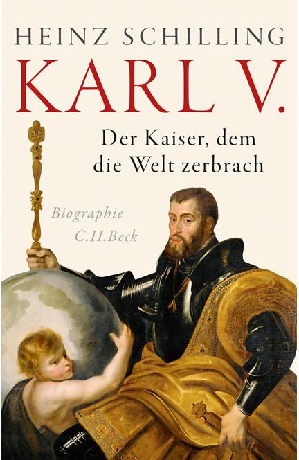 Cover: Heinz Schilling, Karl V.