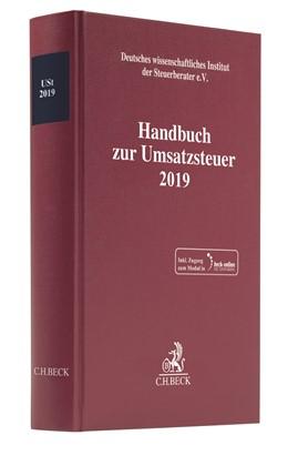 Abbildung von Handbuch zur Umsatzsteuer 2019: USt 2019 | 2020