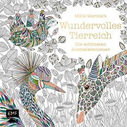 Abbildung von Marotta | Millie Marotta's Wundervolles Tierreich - Die schönsten Ausmalabenteuer | 2019