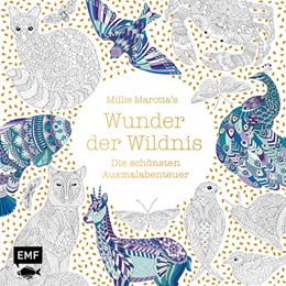Abbildung von Marotta   Millie Marotta's Wunder der Wildnis   2019   Die schönsten Ausmalabenteuer