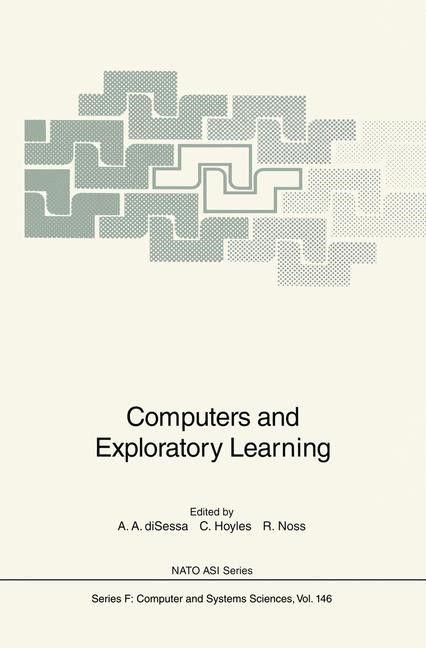 Abbildung von DiSessa / Hoyles / Noss | Computers and Exploratory Learning | 1995