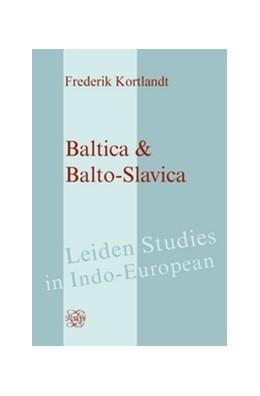 Abbildung von Baltica & Balto-Slavica   2009