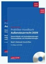 Abbildung von Rehrmann / Fischer | Praktiker-Handbuch Außensteuerrecht 2009 | 33. Auflage | 2009