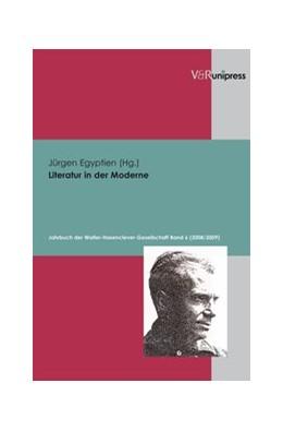 Abbildung von Egyptien | Literatur in der Moderne | 1. Auflage | 2009 | Jahr 2008/2009 | beck-shop.de