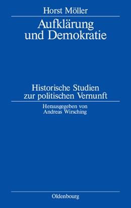 Abbildung von Möller / Wirsching | Aufklärung und Demokratie | 2003