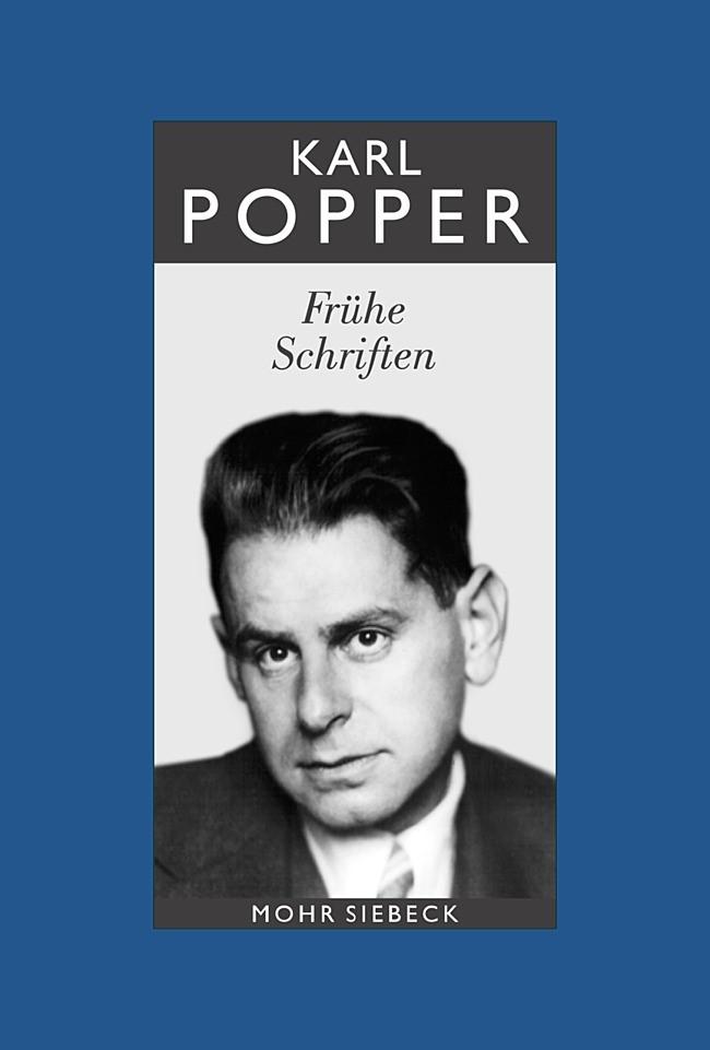 Abbildung von Hansen / Popper | Gesammelte Werke | 1., Aufl. | 2006