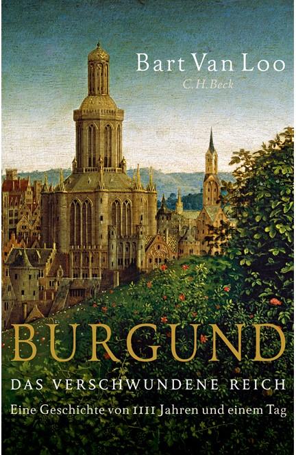 Cover: Bart Van Loo, Burgund
