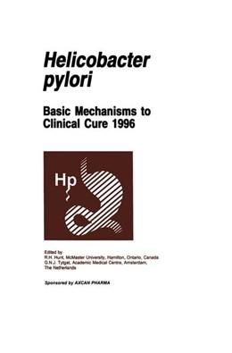 Abbildung von Hunt / Tytgat | Helicobacter pylori | 1996 | Basic Mechanisms to Clinical C...