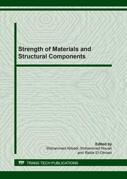 Abbildung von Abbadi / Kouddane / Nouari / EL-OTMANI | Strength of Materials and Structural Components | 2019 | Volume 820