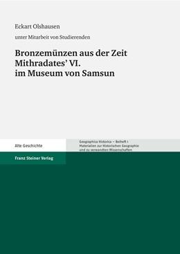 Abbildung von Olshausen | Bronzemünzen aus der Zeit Mithridates' VI. im Museum von Samsun | 2009 | 1