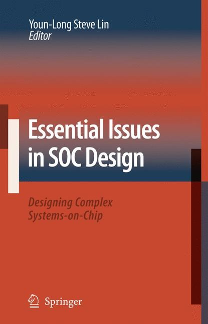 Essential Issues in SOC Design | Lin, 2006 | Buch (Cover)