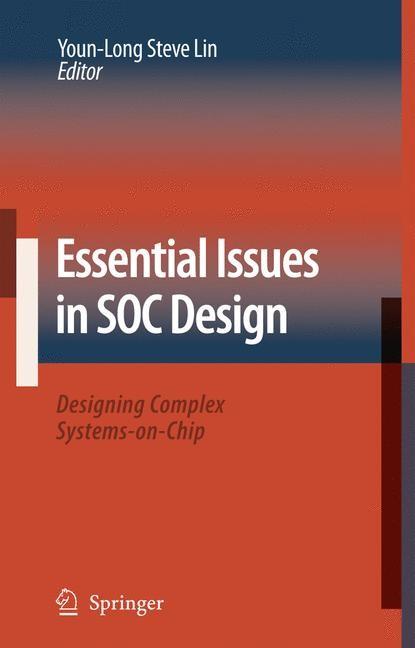 Abbildung von Lin | Essential Issues in SOC Design | 2006