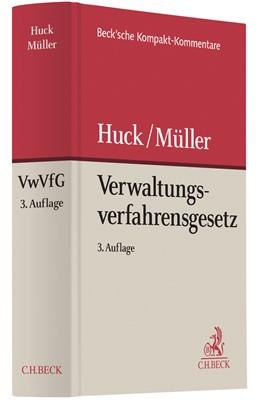 Abbildung von Huck / Müller | Verwaltungsverfahrensgesetz: VwVfG | 3. Auflage | 2020