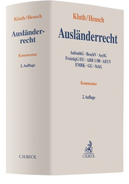 Abbildung von Kluth / Heusch | Ausländerrecht | 2. Auflage | 2020 | beck-shop.de