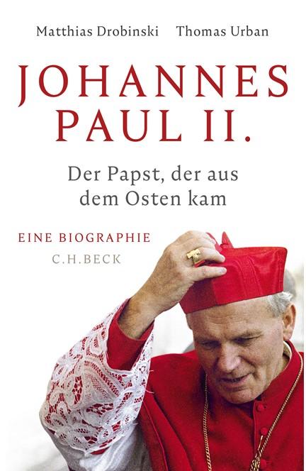 Cover: Matthias Drobinski|Thomas Urban, Johannes Paul II.