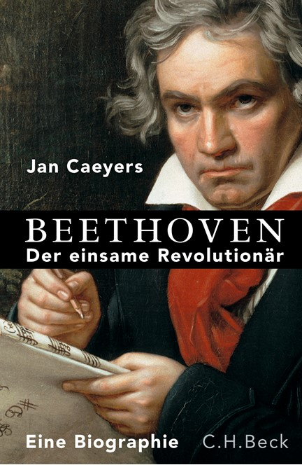 Cover: Jan Caeyers, Beethoven