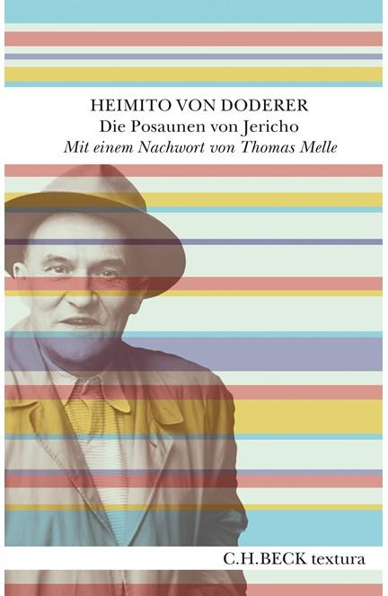 Cover: Heimito Doderer, Die Posaunen von Jericho