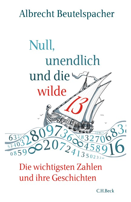 Cover: Albrecht Beutelspacher, Null, unendlich und die wilde 13