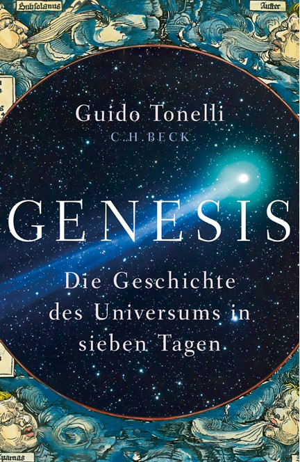 Cover: Guido Tonelli, Genesis