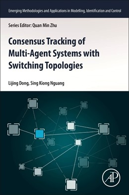 Abbildung von Dong / Nguang | Consensus Tracking of Multi-agent Systems with Switching Topologies | 2020